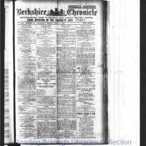 Berkshire Chronicle Reading 05-1917
