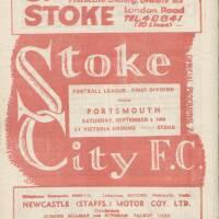 19480904 Stoke City