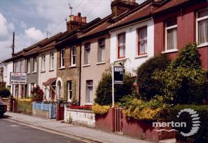 Ashbourne  Terrace, Wimbledon