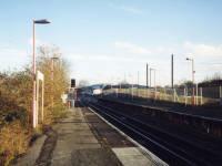 Mitcham Junction Station and Croydon Tramlink track