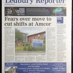 The Ledbury Reporter - September 2014