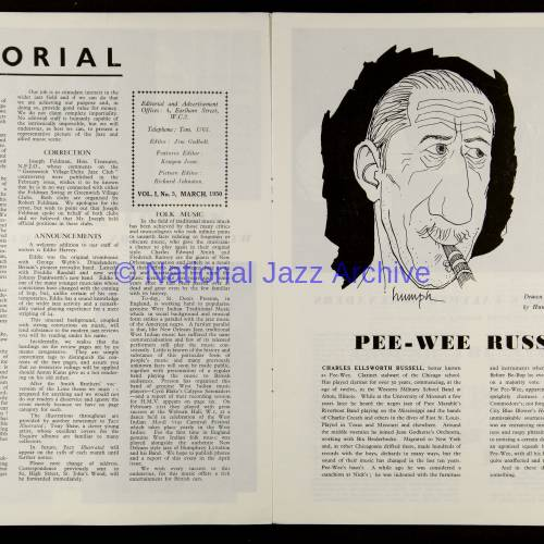 Jazz Illustrated Vol.1 No.5 April 1950 0004
