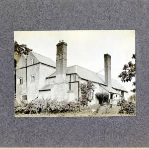 Aylton Court Farm, 1910