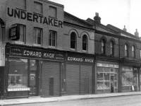 Merton High Street,  No. 91-97,  Knox undertakers
