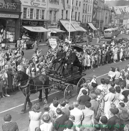 Hereford City Carnival 1951