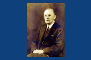 E. Kenneth Wilson of Cannizaro House, Wimbledon