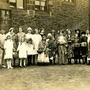 Grenoside Church Group, St Marks c1924.