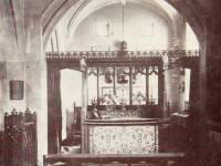 St. Mary's, Warrior Chapel, Wimbledon,