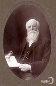 John Townsend, Wimbledon councillor