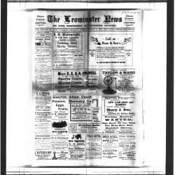 Leominster News - May 1917