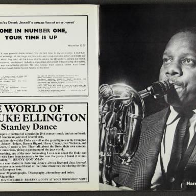 Duke Ellington Orchestra British Tour - October 1971 005