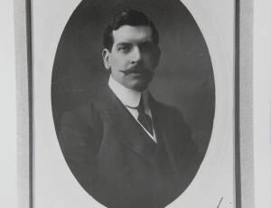 1907-1911, Samuel Wood, Mayor of Wigan