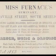 Miss Furnace's Seminary