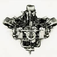 Lion Series V engine: Napier