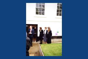 Merton Heritage Centre, Mitcham: Official opening