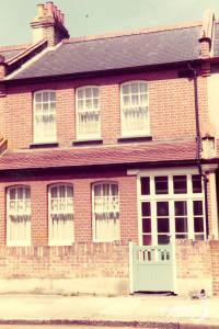 Eveline Road, No. 6, Mitcham