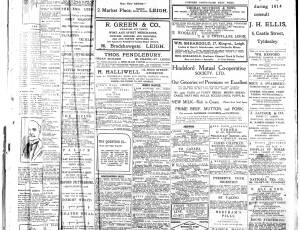 Leigh Newspapers