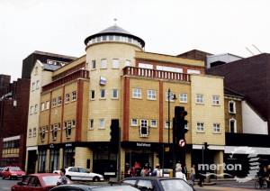 Wimbledon Hill Road, Wimbledon: Natwest Bank