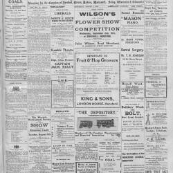 Hereford Journal - 1st August 1914