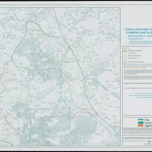 Conclusive Map 2005