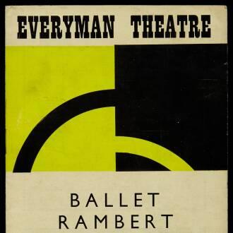 Everyman Theatre, Cheltenham, May 1968