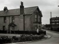 Grove Road,  Mitcham: junction with Tamworth Lane