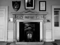 Morden Park House, London Road, Morden. Ground floor entrance hall
