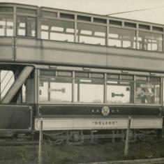 South Shields Tram Nelson at Pier Head