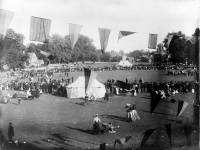 Diamond Jubilee of Queen Victoria, Cricket Green, Mitcham