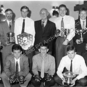 Thorncliffe Sports and Social Club Presentation Evening
