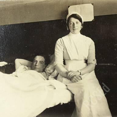 Craigleith Military Hospital, Photograph Album