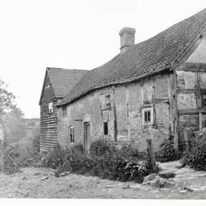 Court Farm, Little Dewchurch, Herefordshire, exterior