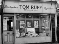 Tom Ruff : Bootmaker Repairer