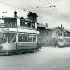 South Shields Corp. Tramways Car no.21