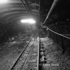 Underground Drift Road
