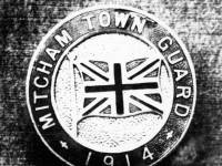 Mitcham Town Guard  Badge