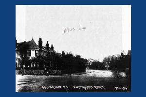 Cambridge Road, Cottenham Park