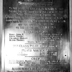 Pilot's Memorial Plaque