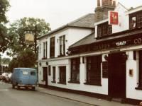 The Fox & Grapes Pub, Camp Road, Wimbledon