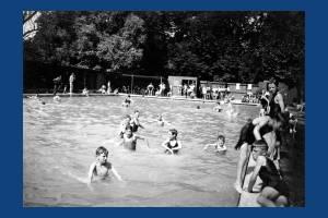 Open Air Bath, Wandle Park