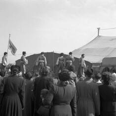 Billy Smart's Circus at South Shields