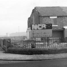Demolition of Boldon Colliery Offices