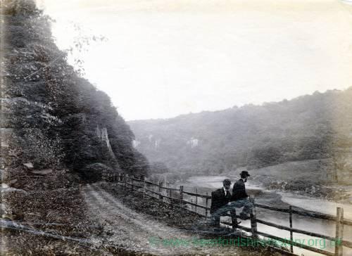 The River Wye, Symonds Yat