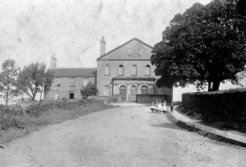 028 The Wesleyan Methodist Chapel, Cumberworth Road