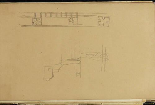 Page 1 of sketchbook 1