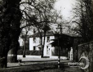 Elm Lodge, Cricket Green, Mitcham