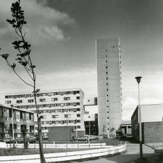 High Rise block of flats, Hebburn