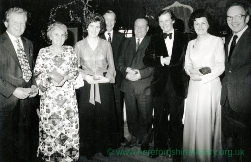 Man of Ross Limited (Glewstone): Long Service Awards, January 1, 1976