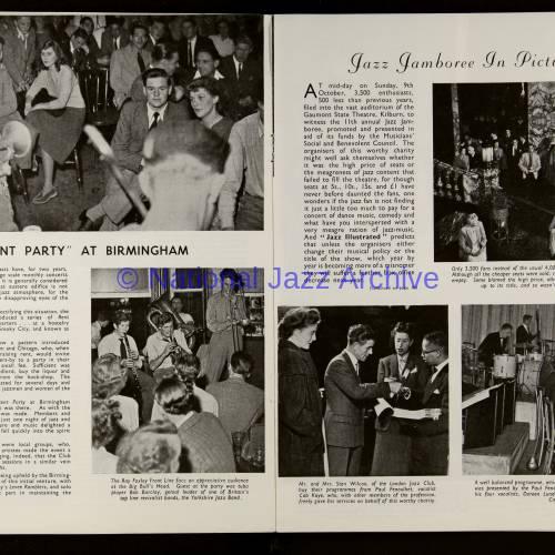 Jazz Illustrated Vol.1 No.1 November 1949 0005