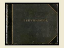 Photograph Album 1934-1951 - D Social - Stevenson's, Watkins's, Gardiner's